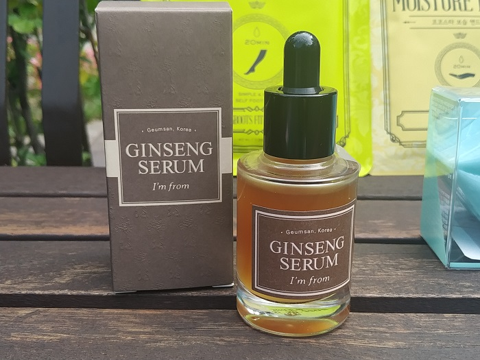 Ginseng Serum i'm From