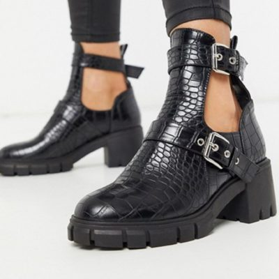 Bottines Zelda Asos